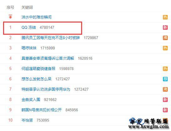 突发:大批QQ账号遭腾讯无故冻结