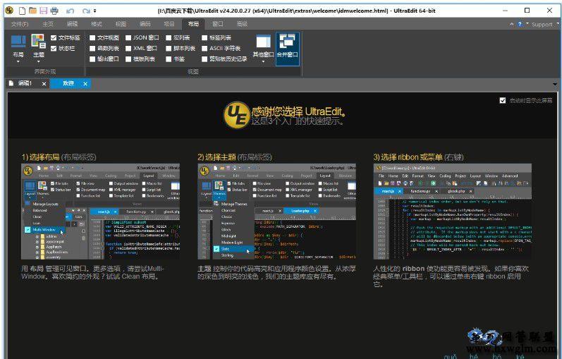 UltraEdit v27.10.0.148  绿色破解版
