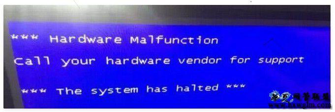 网吧无盘随机三行代码蓝屏解决方案