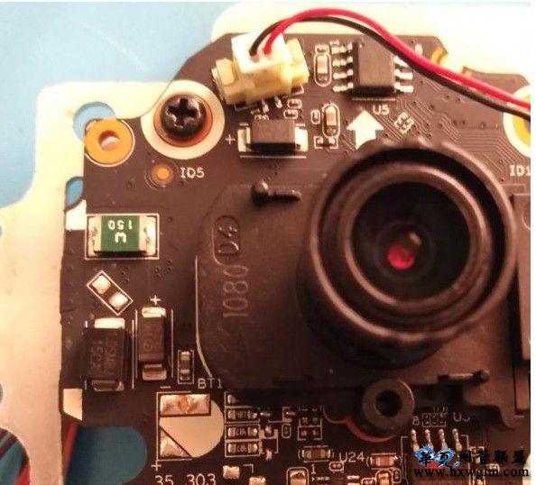大华摄像机密码忘记了通过跳线短接恢复密码