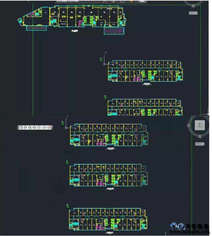 如何只打印Auto CAD图的其中一部分