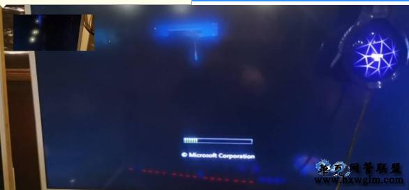 网吧固定机位的机器无法启动卡花瓣(显示器线问题)